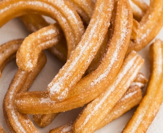 Churros beslag