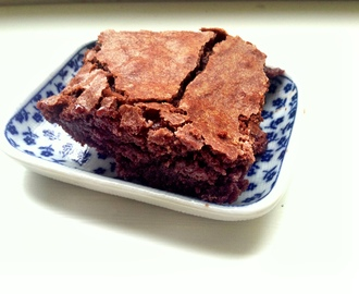 Brownie to die for!