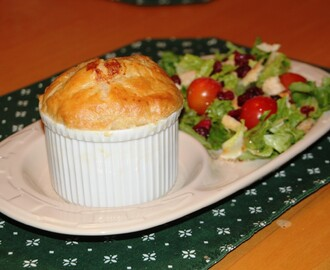 Rich Crab Pot Pies with Puff Pastry