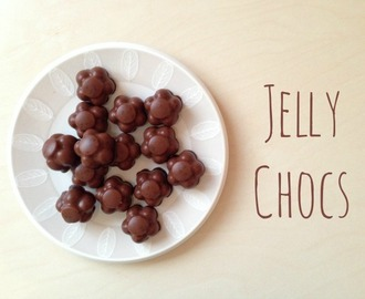 Slimming World Sweets: Jelly Chocolates