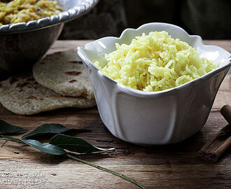 Recipe: Sri Lankan Yellow Rice | Kaha Bath
