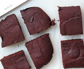 Recept: Skinny brownies