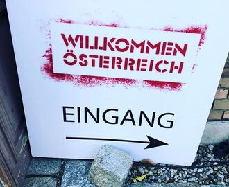 Catering the next Season. #willkommenösterreich