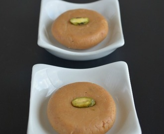 Doodh Peda/ Milk Peda- Quick and Easy Version