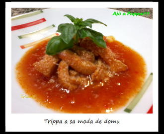 Trippa a sa moda de domu / Tripe at the housewife
