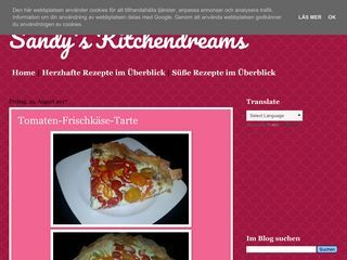 Sandy's Kitchendreams