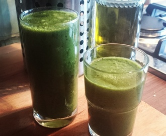 Smoothie Saturday: Groene smoothie recept 21