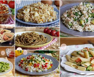 Ricette di primi piatti mytaste for Primi piatti freddi