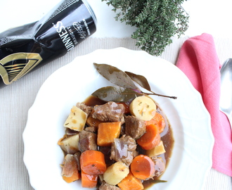 Irish stew met Guinness