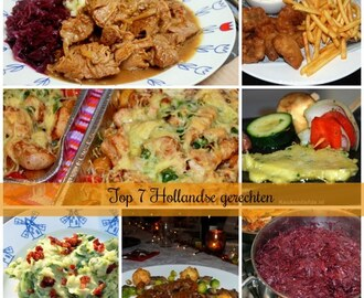 Top 7 Hollandse recepten – week 46