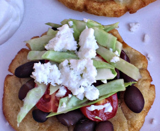SRC and Meatless Monday: Mexican Sopes