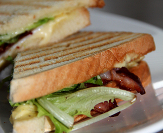 Ney York Club Sandwich - die Eigenkreation