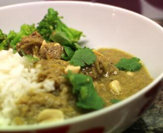 Recipe: Slow Cooker Beef Rendang