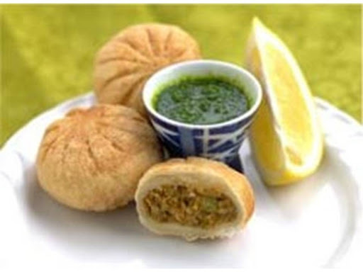 Kachori Recipe | Lilva Kachori Gujarati Farshan