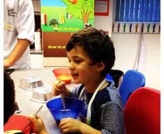 Cooking Fun with Kids' Cookery School and BRITA