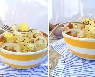 Recettes de comment faire sa choucroute crue mytaste - Cuisiner choucroute cuite ...
