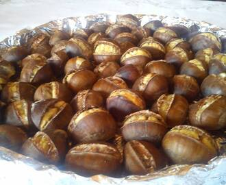 How to roast chestnuts at home – The Best Recipe Ever