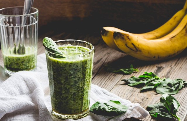 Green Boost – groene smoothie recept