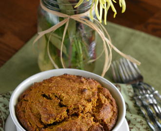 Pumpkin Spice Breakfast Cake & a Prevention RD Cookbook Giveaway!