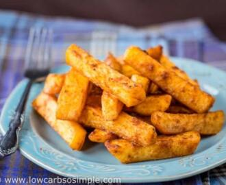 Guest Post: Taco Turnip Fries