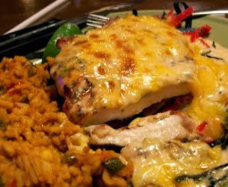 Applebee's® Taste Just Like Tequila Lime Chicken