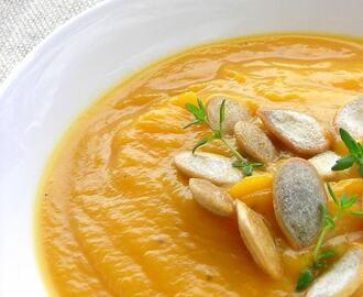 Butternut Squash Soup PRESSURE COOKER Recipe