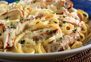 Tastes Just Like - Copy Cat Red Lobster Crab Alfredo
