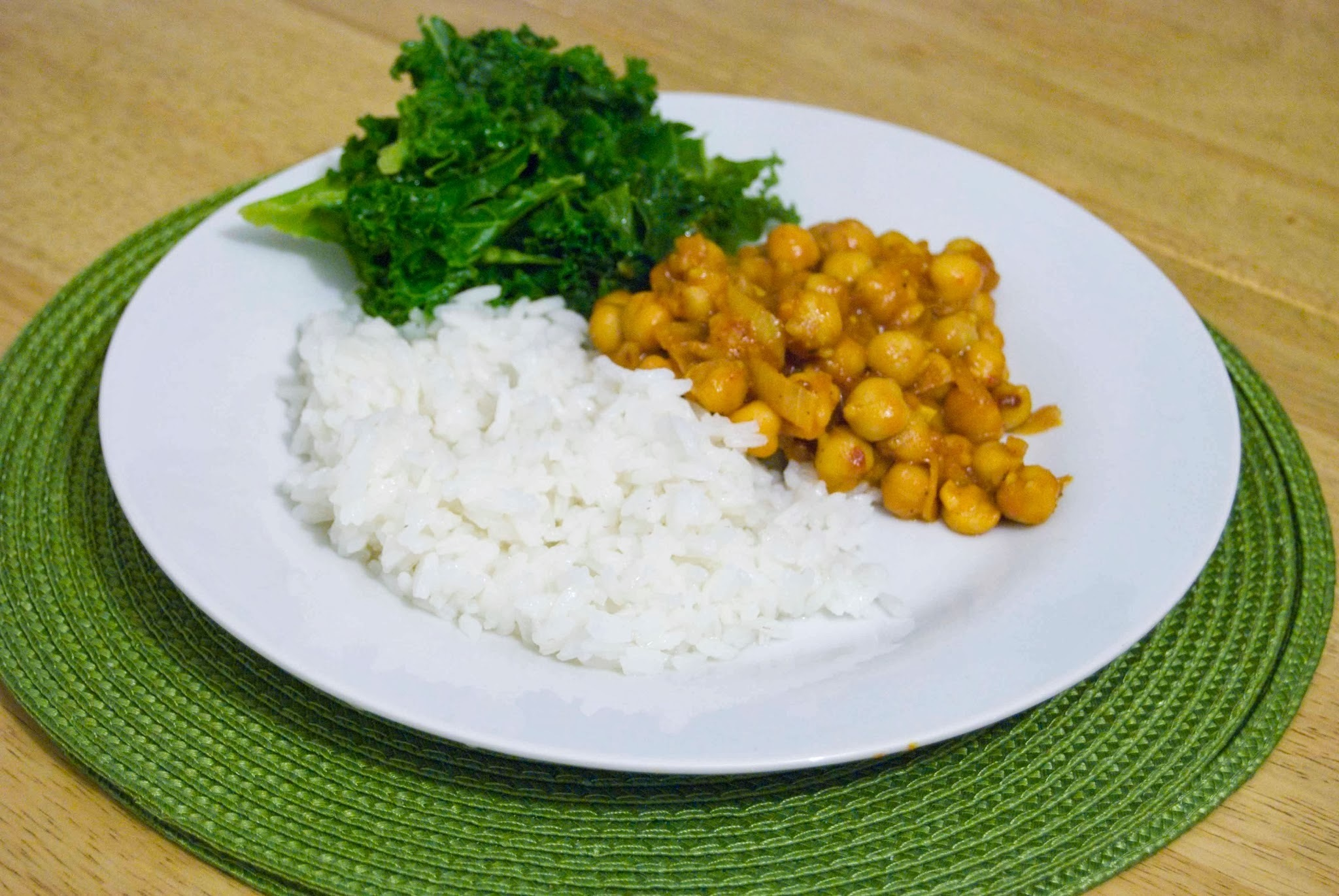 Recipe Wk04 Chickpea Ketchup Curry