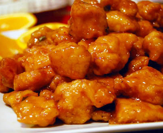 Taste Just Like Panda Express Orange Chicken