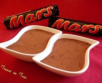 Mars Chocolade Mousse