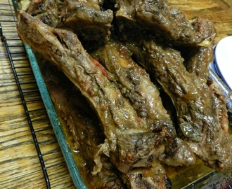 Recipe: Beef or Pork Ribs Baked in a Bag
