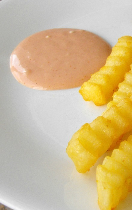 Fry Sauce for French Fries
