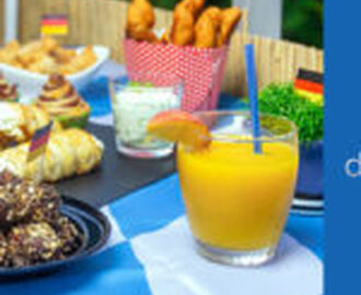 WM-Party mit Fingerfood von Meine Backbox
