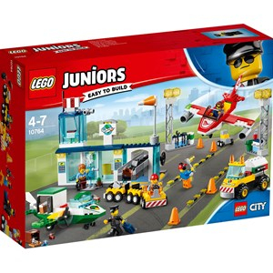 LEGO Juniors 10764 LEGO® Juniors City Flygplats