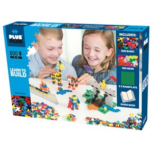 Plus Plus Plus Plus Mini basic Learn to Build