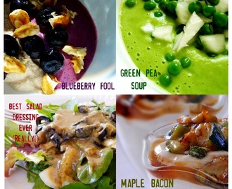 Raw Food Recipes Menu: March 17, 2013
