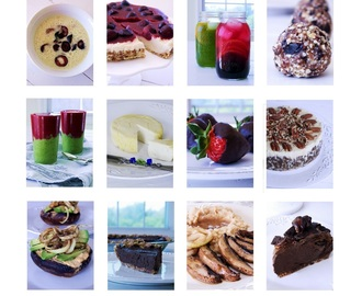 Raw Food Recipe eBook for Spring!