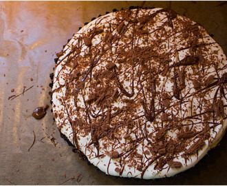 Peanut Butter, Oreo, Nutella & Banana Cream Pie!
