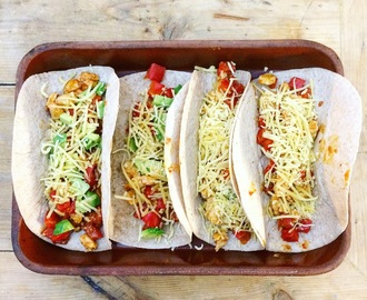Taco Tuesdays: Wraps uit de Oven