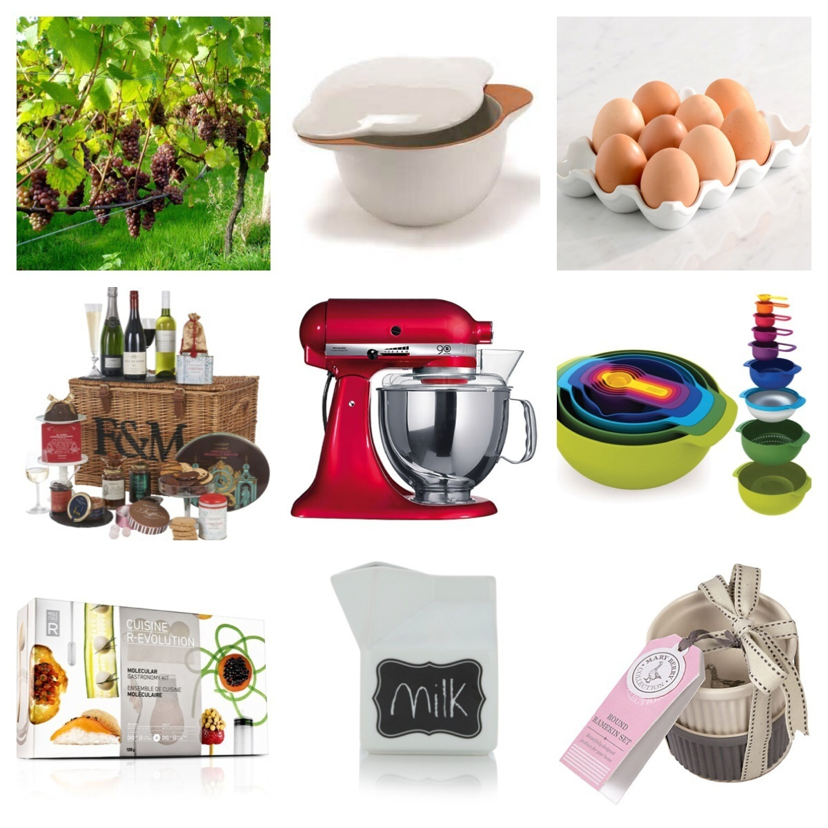 CHRISTMAS GIFT GUIDE - THE FOODIE