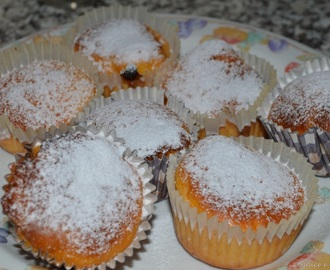MUFFIN LIGHT ALLO YOGURT E CAROTE