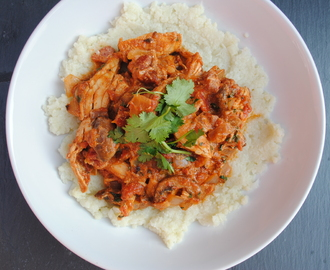 Murgh Makhani Curry (Butter Chicken)