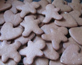 Recipe Love : Pepparkakor (Spiced Swedish Christmas Biscuits)
