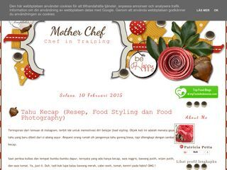 mother chef blog on
