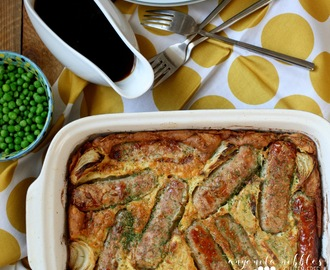 Gluten Free Easy Toad in the Hole
