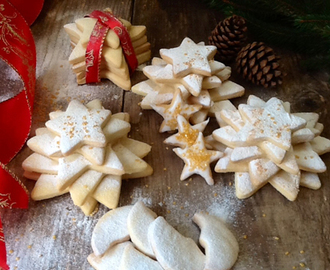 Christmas Shortbread Biscuits