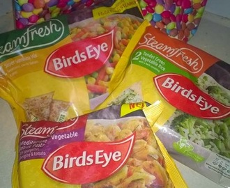 Birds Eye Steam Fresh