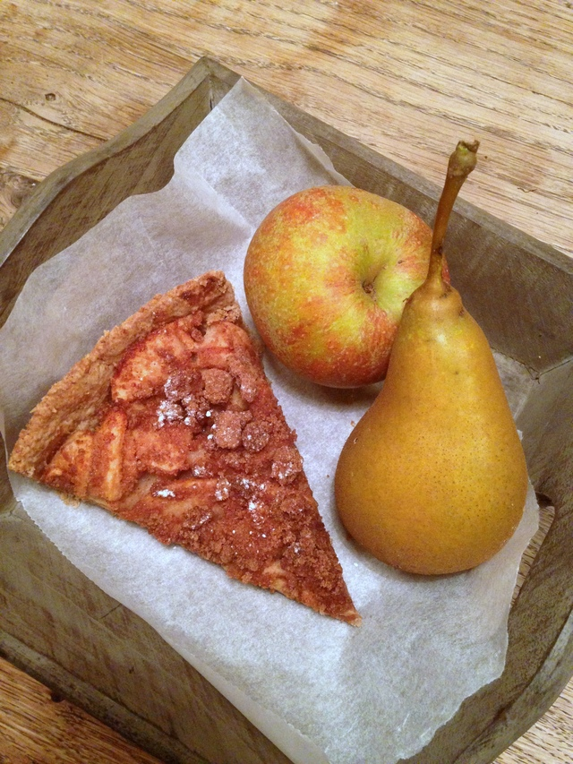 autumn apple pie (healthy version !)