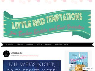 Little red temptations