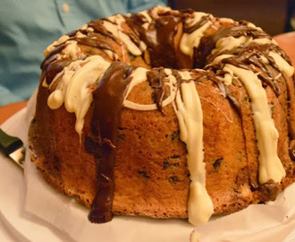 Marble Chocolate Bundt Cake